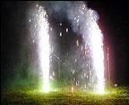 фонтаны холодного огня