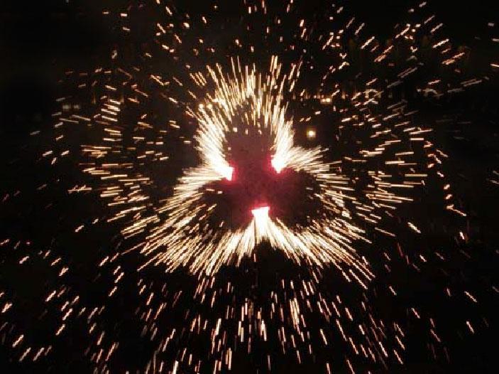 Калейдоскоп-огней